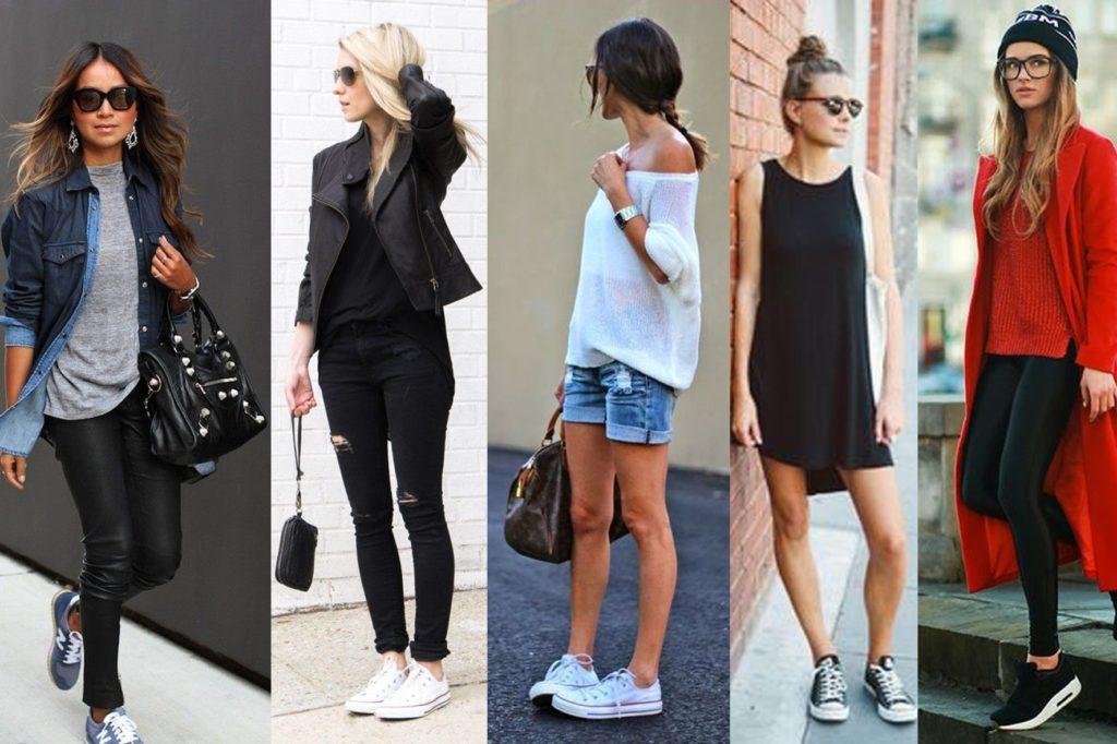c2076182a Diferente de outros estilos como exemplo a mulher totalmente sensual, que  investe em peças de couro, decote, fenda, estampas fortes e salto fino ou  sapatos ...